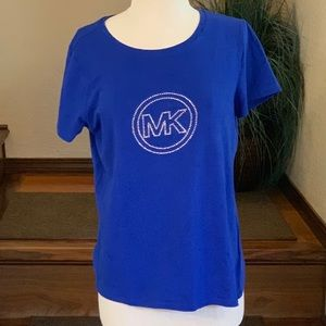 Michael Kors Royal Blue T-Shirt